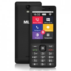 MLS EASY TS 2018 BLACK DUAL SIM 33.ML.530.272